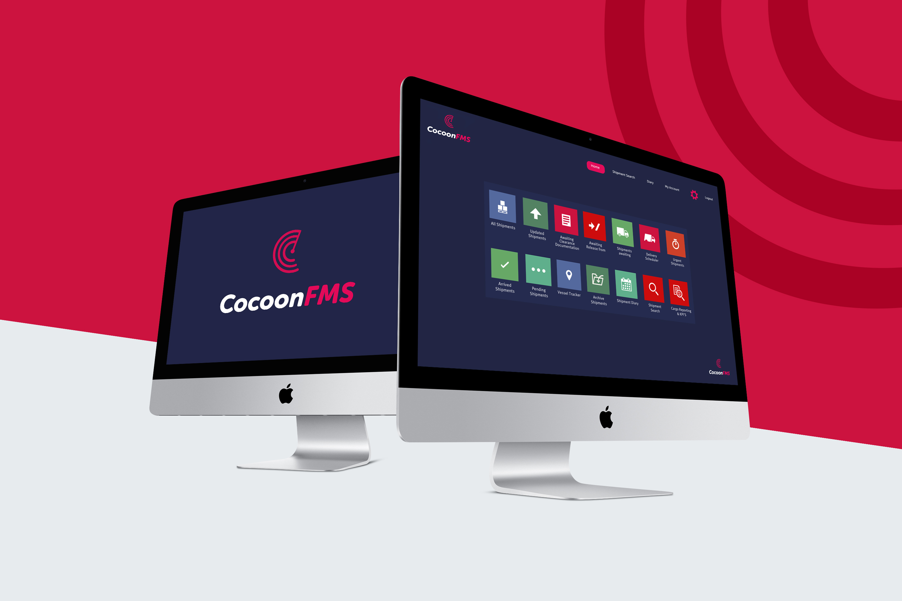 Chamber Members FCL Global Logistics choose Cocoonfxmedia for their online visibility