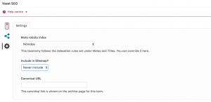 Edit Tags in Wordpress